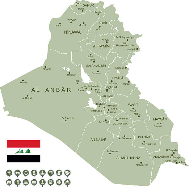 Royalty Free Iraq Clip Art, Vector Images & Illustrations - iStock
