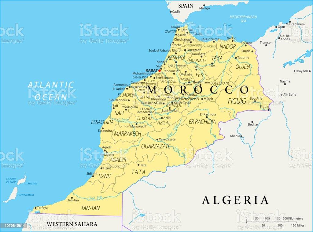 Map Of Morocco Vector Stock Illustration - Download Image ... Casablanca Map on johannesburg map, key largo map, algeria map, timbuktu map, potsdam map, dubai map, morocco map, tripoli map, western sahara map, marrakesh map, marrakech map, africa map, algiers map, dar es salaam map, cape town map, damascus map, accra map, salerno map, oran map, lima map,