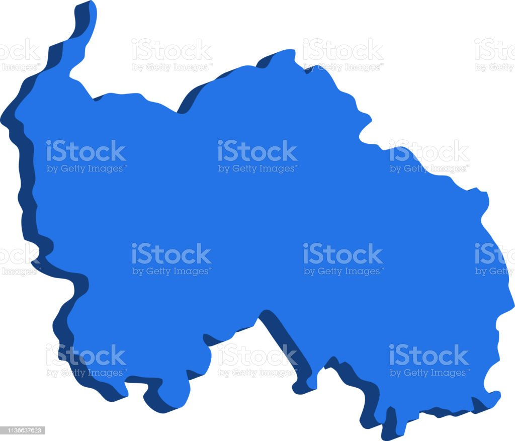 3d Map Of South Australia.3d Map Of South Ossetia Stock Illustration Download Image Now Istock