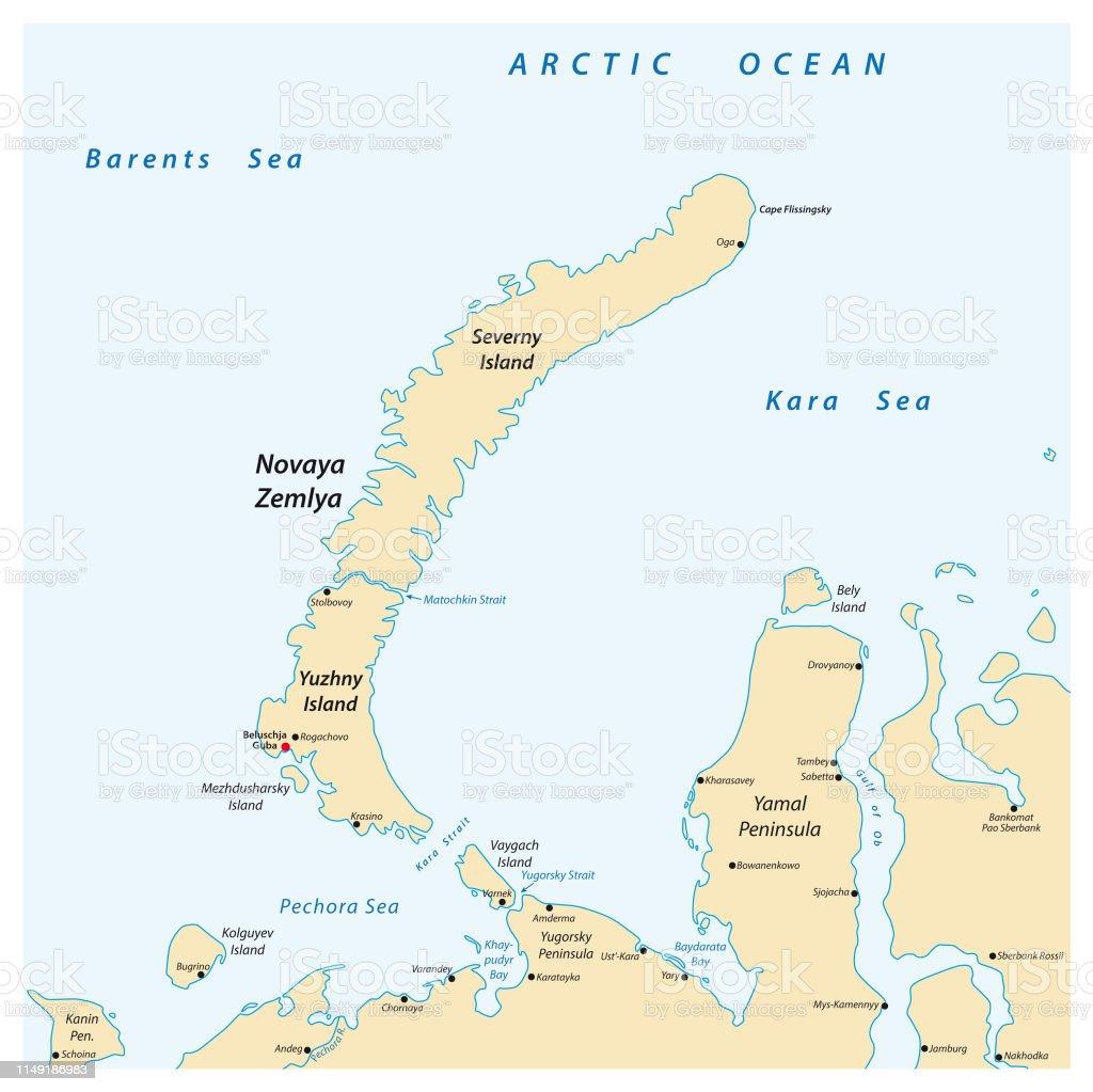 Map Of The Archipelago Nova Zemlya In The Arctic Ocean In ... Severnaya Zemlya Russia Map on taymyr peninsula russia, franz josef land russia, astrakhan russia, nizhnevartovsk russia, nizhny novgorod russia, buryatia russia, verkhoyansk russia, kalmykia russia, herald island russia, voronezh russia, murmansk russia, arkhangelsk russia, rostov-on-don russia, tatarstan russia, pskov russia, chukchi peninsula russia, yakutsk russia, veliky novgorod russia, kazan russia, yaroslavl russia,