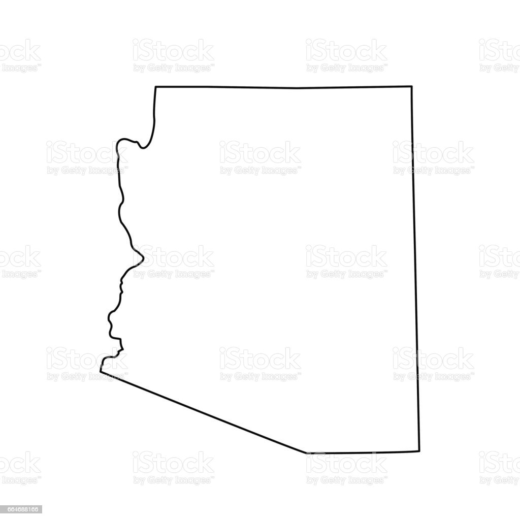 royalty free arizona clip art vector images illustrations istock rh istockphoto com arizona clip art outline arizona clip art free