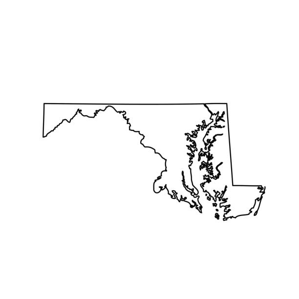 maryland outline