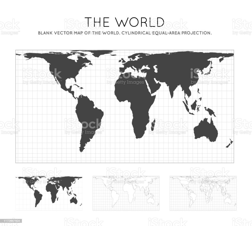 Picture of: Map Of The World Stock Illustration Download Image Now Istock
