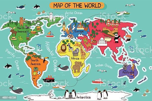 Antarctica Map Free Vector Art - (27 Free Downloads)