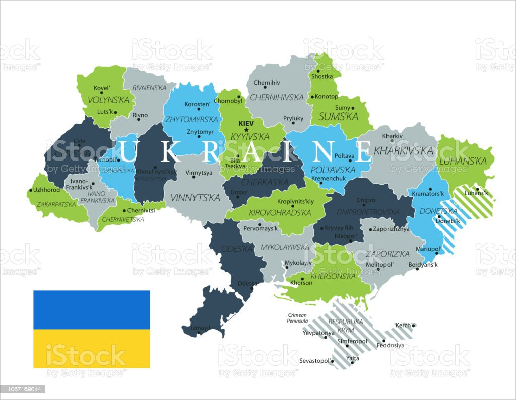 Map Of Ukraine Vector Stock Illustration - Download Image Now Kharkov Ukraine Map World on poltava map, detailed city street map, donbass ukraine map, dnipropetrovsk ukraine map, donetsk map, ato ukraine map, ukraine religion map, kiev map, odessa ukraine map, east ukraine map, belaya tserkov ukraine map, bessarabia ukraine map, crimea region ukraine map, ukraine military bases map, minsk map, the lake of ozarks map, vinnytsia ukraine map, kramatorsk ukraine map, kharkiv military map, kharkiv ukraine map,
