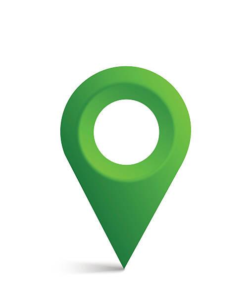 ilustrações, clipart, desenhos animados e ícones de mapa pointer - pin