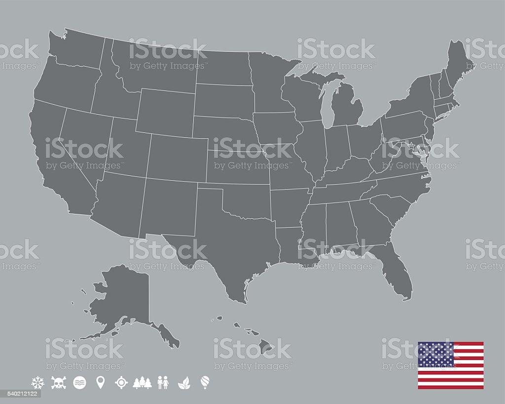 Beste Usa Kartenvorlage Ideen - Beispielzusammenfassung Ideen ...
