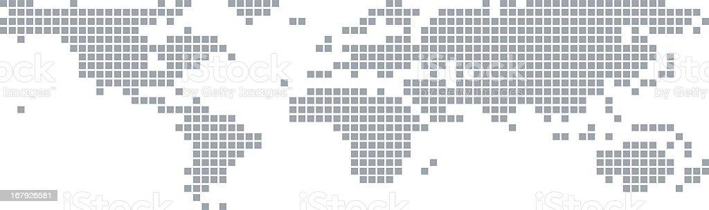 Map royalty-free stock vector art