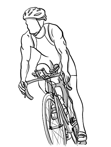 Marathon Cycling Training