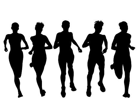 Marathons girls