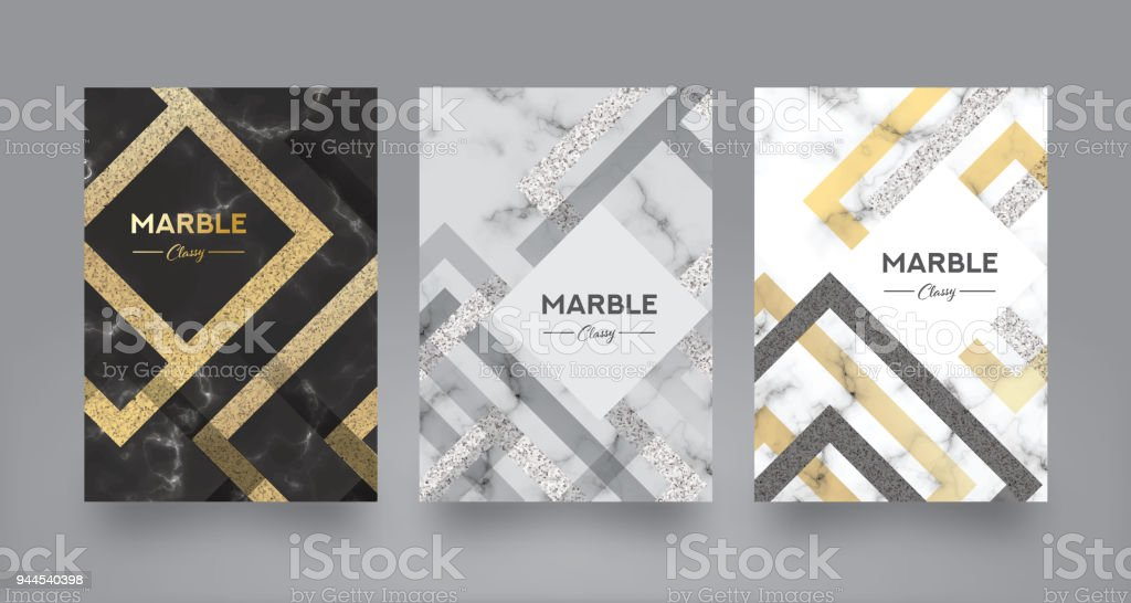 Business Book Cover Art : Marble abstract background business book cover design