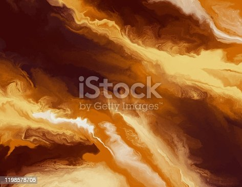 istock Marble abstract Coffee texture vector 1198578705