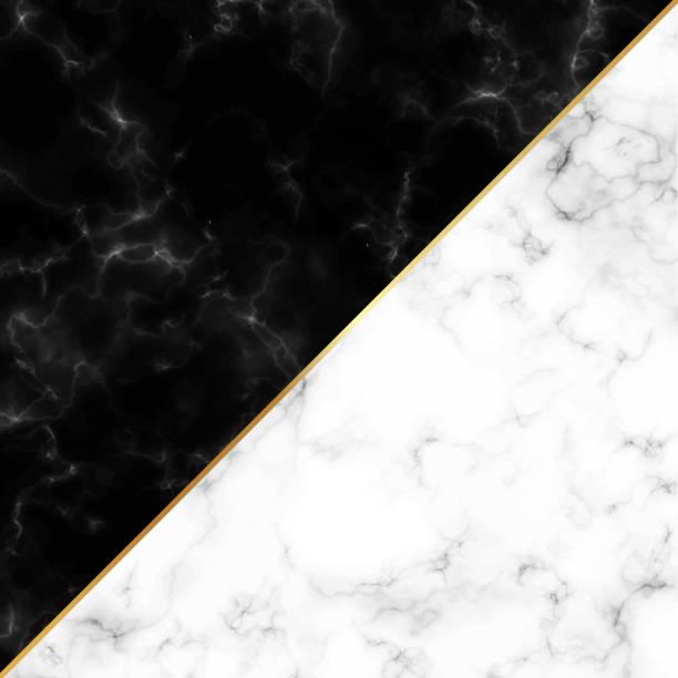 bildbanksillustrationer, clip art samt tecknat material och ikoner med marmor vacker bakgrund vektor med guld stomme - marble