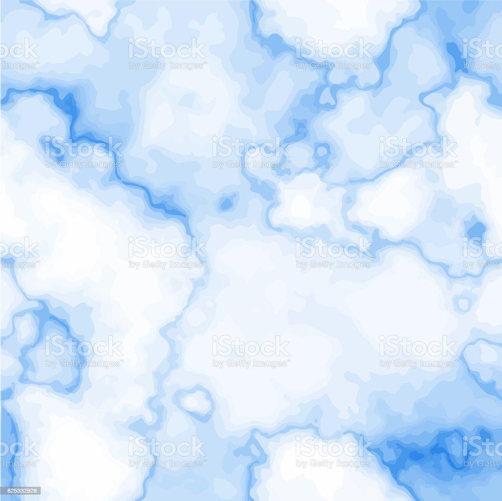 Texture Marbre De Bleu Pour Brochure Identité Visuelle Carte