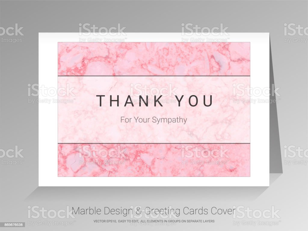 Marble Greeting Cards Vector Background Banner And Cover With Marble