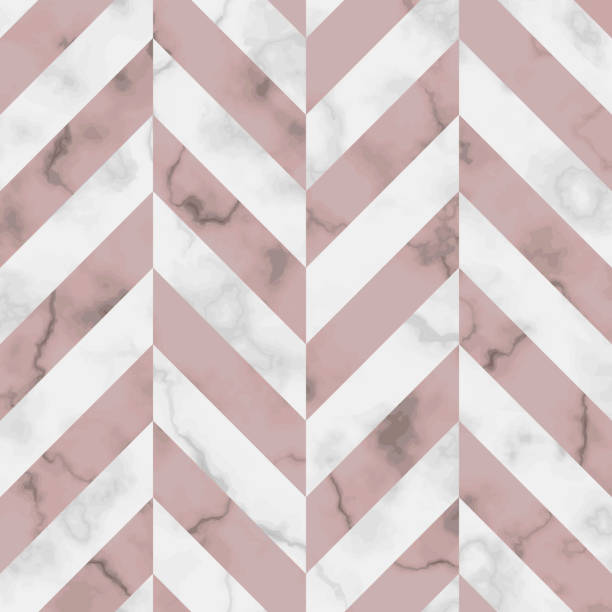 nahtlose fischgrätmuster marmor luxus - granitplatten stock-grafiken, -clipart, -cartoons und -symbole
