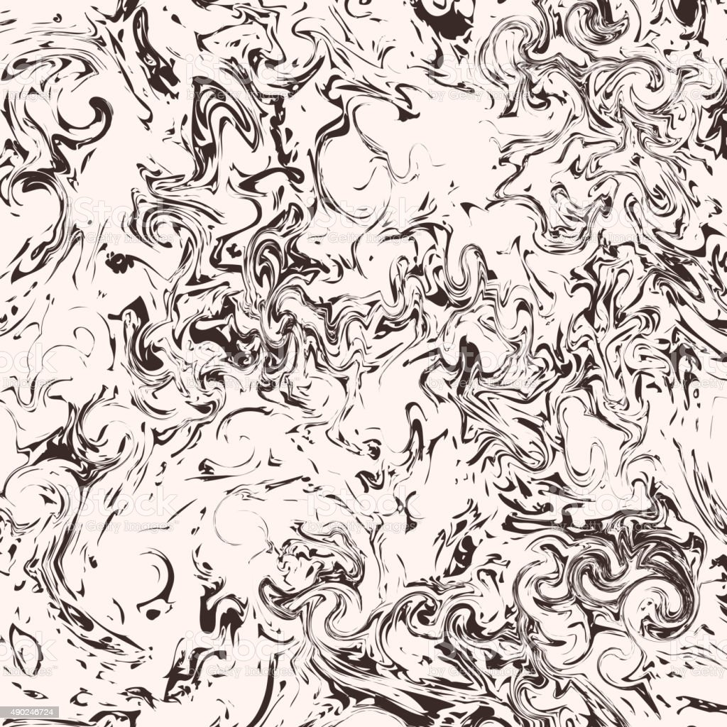 Marble pattern vector art illustration