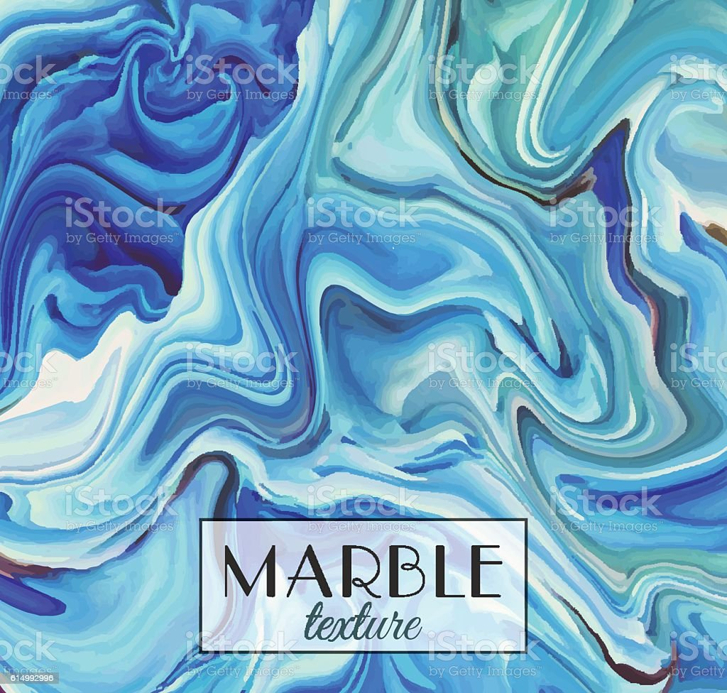 Marble texture. Vector abstract colorful background. vector art illustration