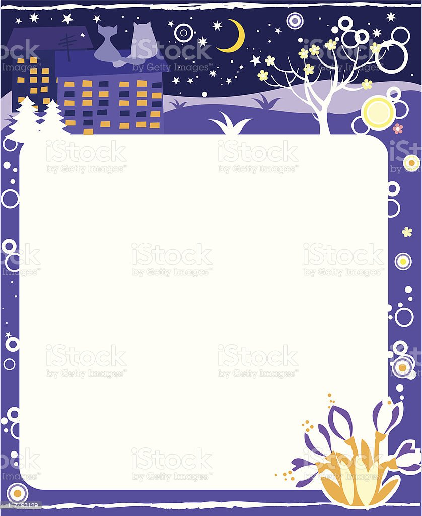 March royalty-free stock vector art