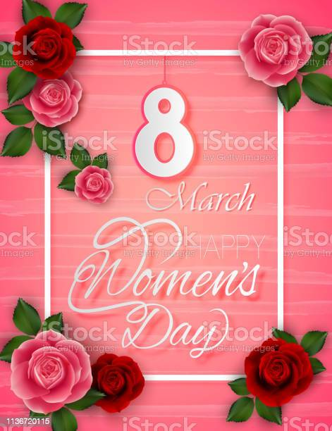 March womens day on pink background vector id1136720115?b=1&k=6&m=1136720115&s=612x612&h=4ou87torjckyuqhqpnpztyljtfjuotsqwdnin8rikwa=
