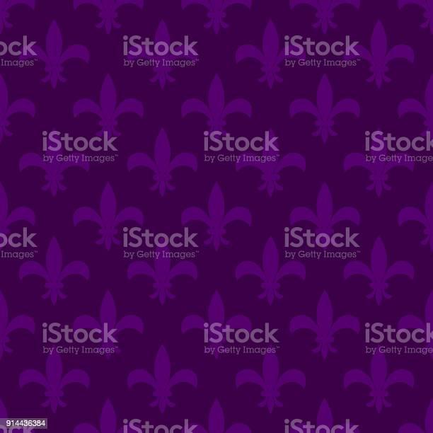 Mardi gras fleur de lis vector seamless pattern vector id914436384?b=1&k=6&m=914436384&s=612x612&h=wemkasmpiju iz igpjuj7qebl2on awmg8bvqd5gnu=