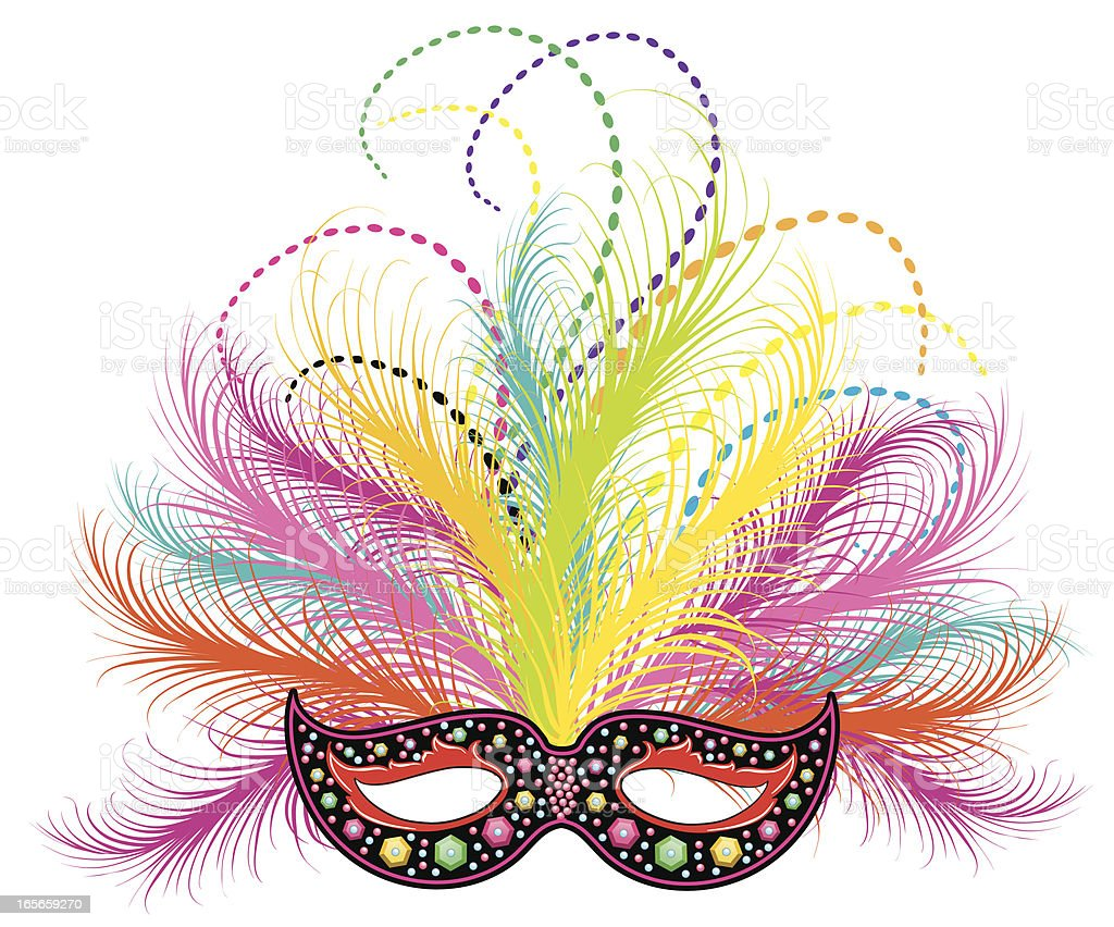 Decisive image inside printable mardi gras masks