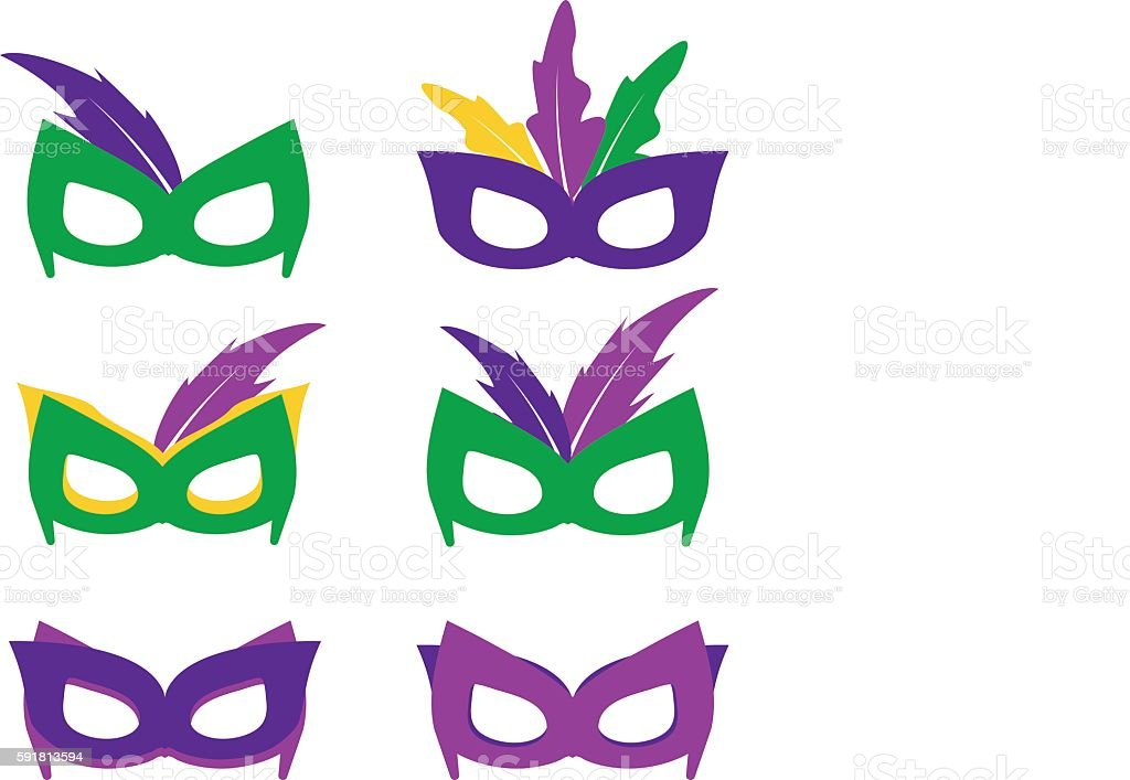 mardi gras mask vector masks stock vector art more images of rh istockphoto com mardi gras vector background mardi gras vector free