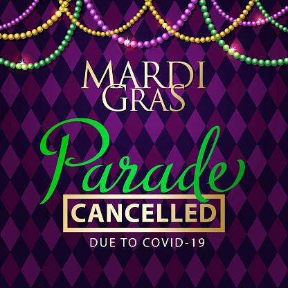 Mardi Gras Parade Cancelled
