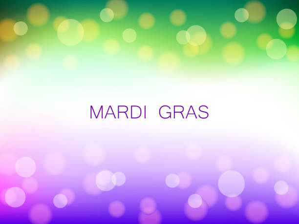 mardi gras party background vector illustration - mardi gras stock illustrations, clip art, cartoons, & icons