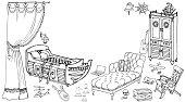 mare furniture boy sofa toys 90 50