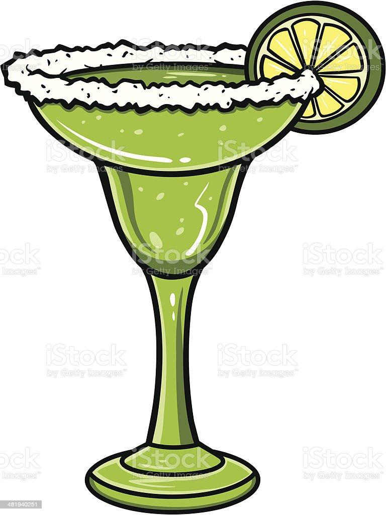 Margarita stock vector art more images of alcohol for Cocktail margarita