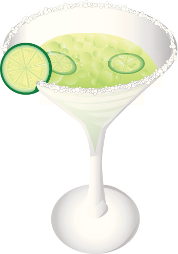 Margarita with Salt