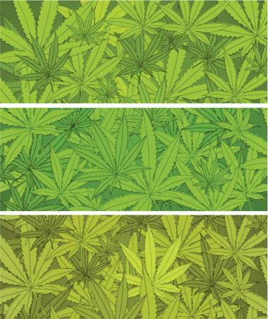 Marijuana banners