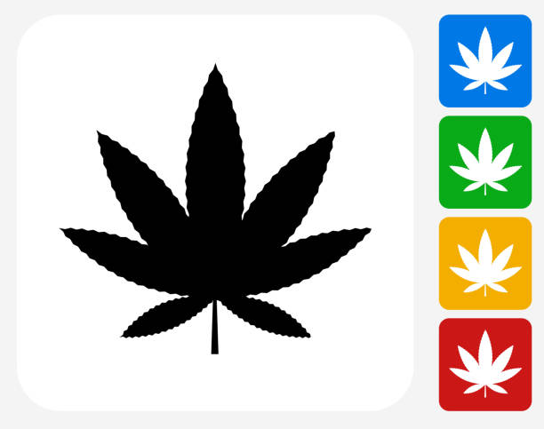 Top 60 Cannabis Leaf Clip Art, Vector Graphics And