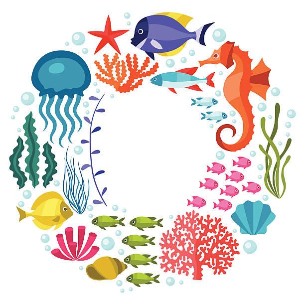 Aquarium Clip Art, Vector Images & Illustrations - iStock