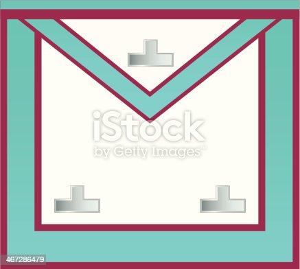 Masonic Apron Clipart