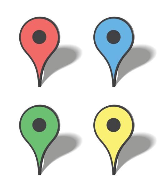 i̇şaretleyicileri simgeleri göster - google stock illustrations