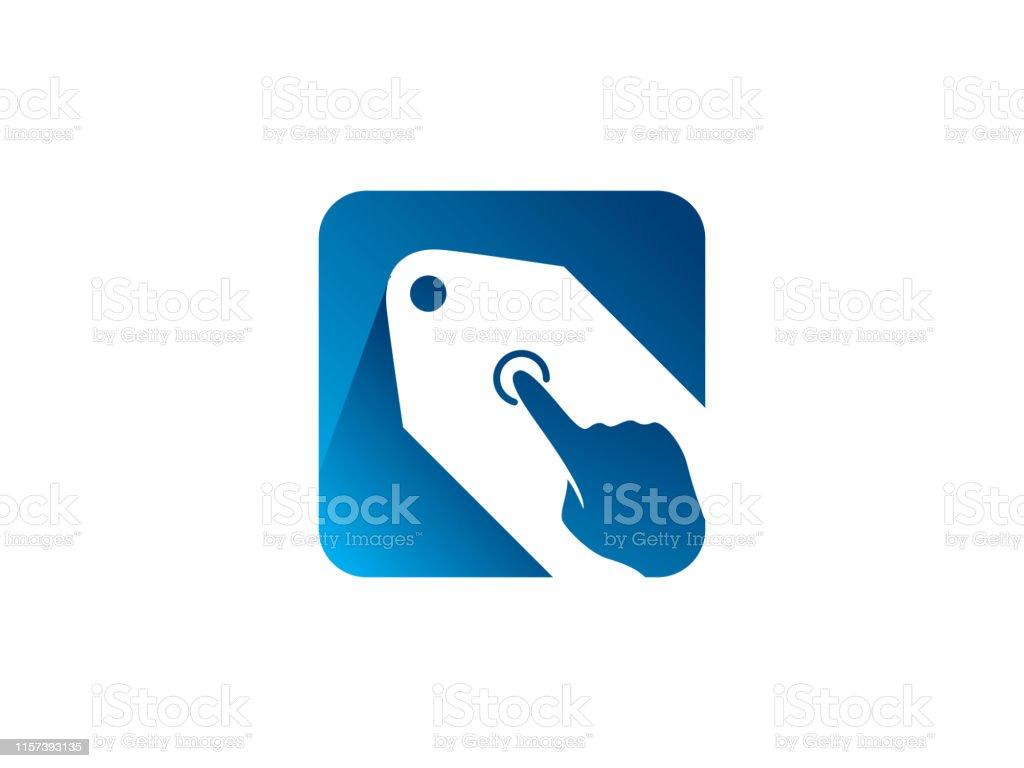 Market App Template, Icon, Symbol