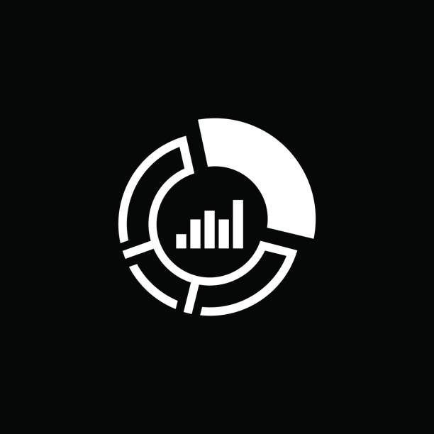 Market Share Icon. Business Concept. Flat Design Market Share Icon. Business Concept. Flat Design. Isolated Illustration. advanced tactical fighter stock illustrations