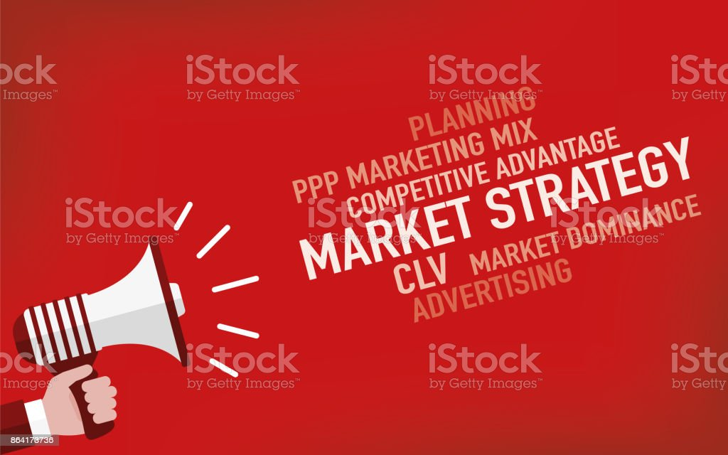 Market Strategy Concept royalty-free market strategy concept stock vector art & more images of advice