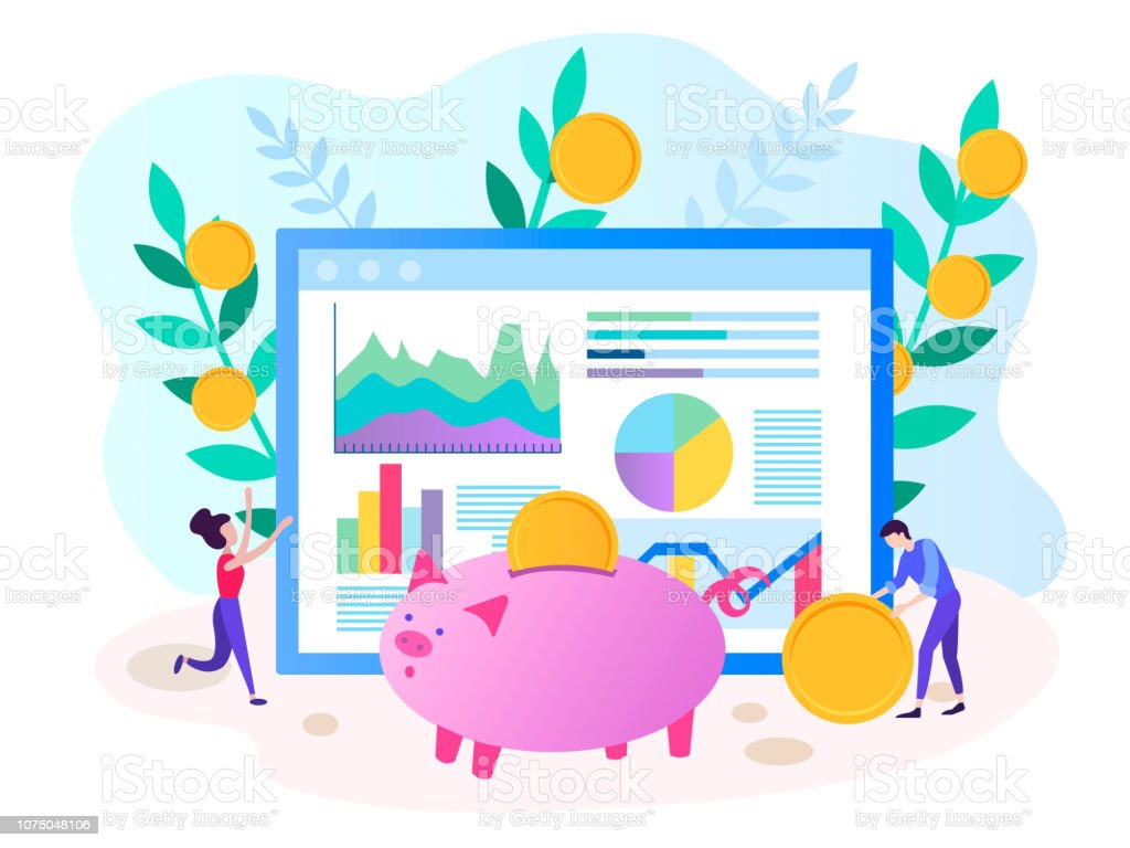 Marketers and programmers provide smart financial website marketing,...