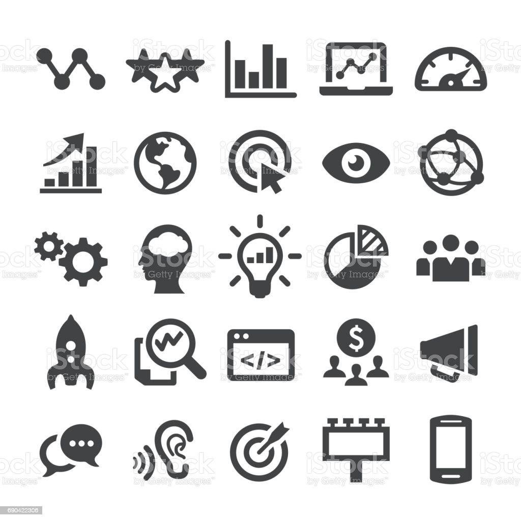 Marketing Icons - Smart Series