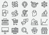 Marketing Line Icons