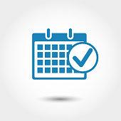 Marks calendar icon