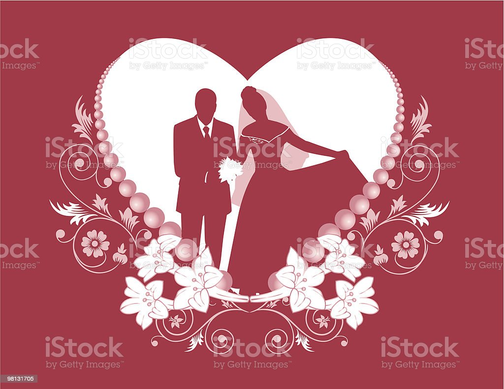 Married couple. royalty-free married couple stock vector art & more images of adult