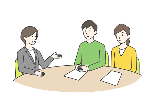 Married couples who are contracting and consulting