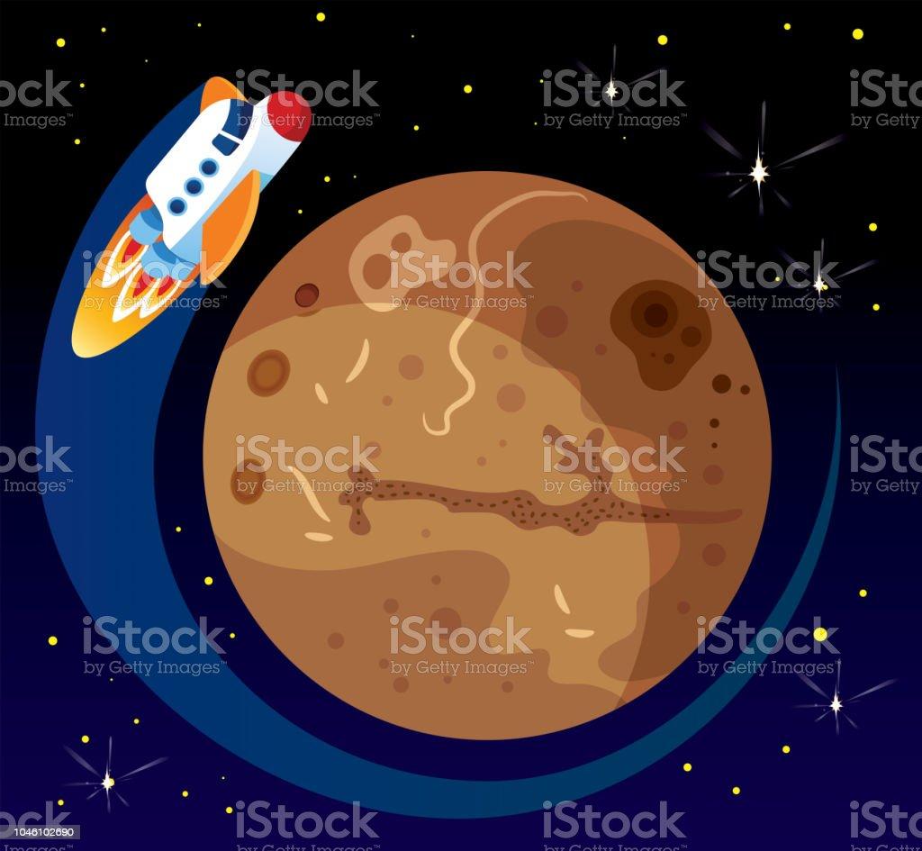 惑星地質学