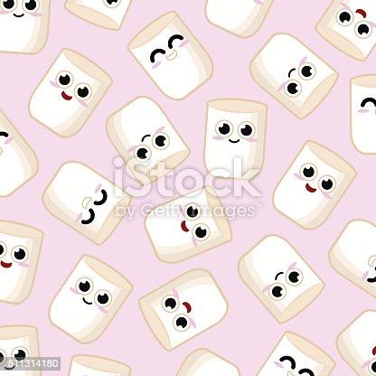 Marshmallow Background
