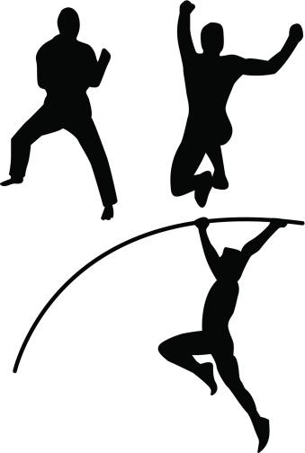 Martial Arts and Athletics
