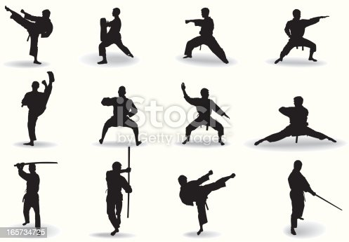 Part of the eastern martial arts